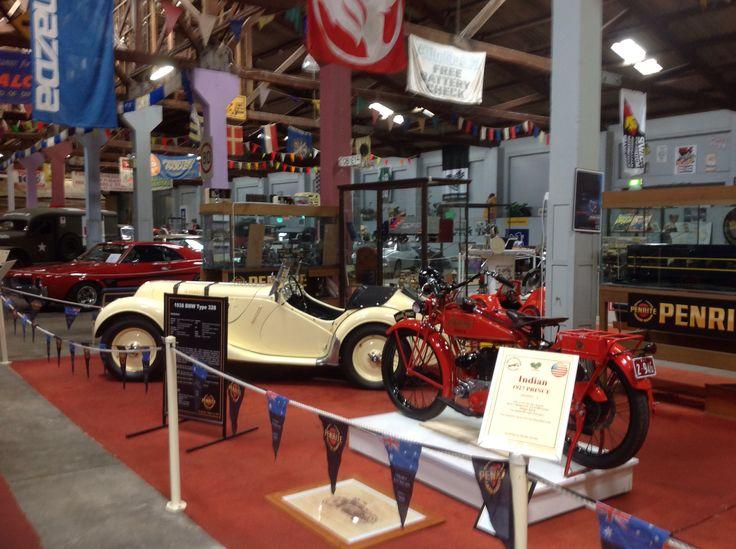 Maffra, car museum