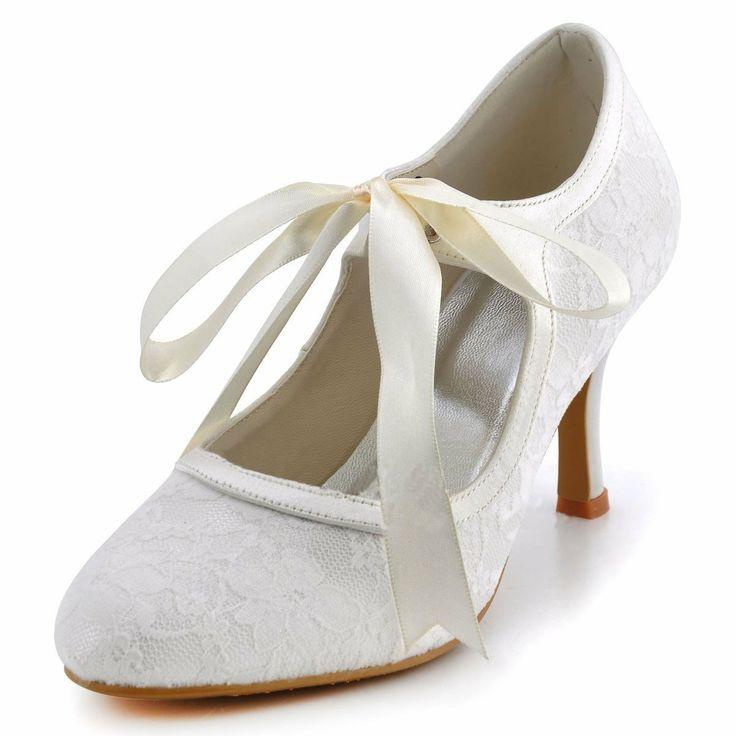 34 best bryllupssko images on pinterest wedding shoes. Black Bedroom Furniture Sets. Home Design Ideas