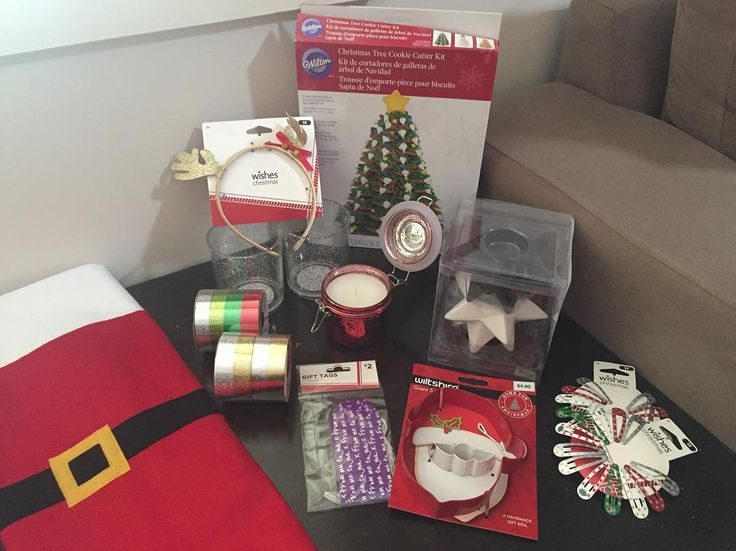 Paid a total of just $2.60 for this little haul from #bigW today where all #xmasdecor items are down to 20c !!! The biggest saving was the #XmasTree #cookiecutter set originally $25. My sister loves baking cookies so I will pass it onto her  could've gone crazy and bought tons more (esp wrapping paper) but over the years I've gotten better cutting back on impulse purchases. So just a reminder it's great to make use of the fantastic sales to save money on items that you may pay full price…
