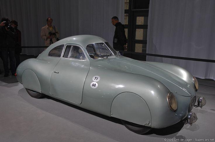 1939 Porsche Type 64 Wheels Circa 1930 S Art Deco