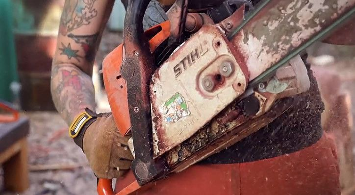 Images about vintage stihl on pinterest chain saw