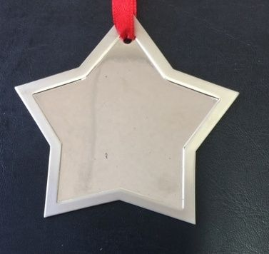Christmas Ornament - SHINE STAR - Personalised