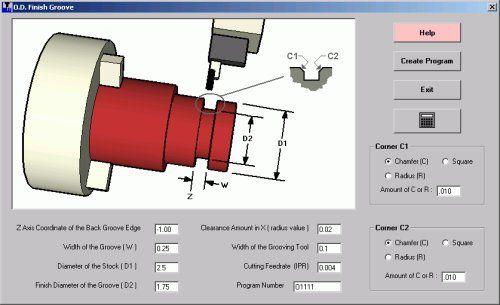 KipwareT® – Conversational CNC Programming Software for Turning  http://www.bestcheapsoftware.com/kipwaret-conversational-cnc-programming-software-for-turning/