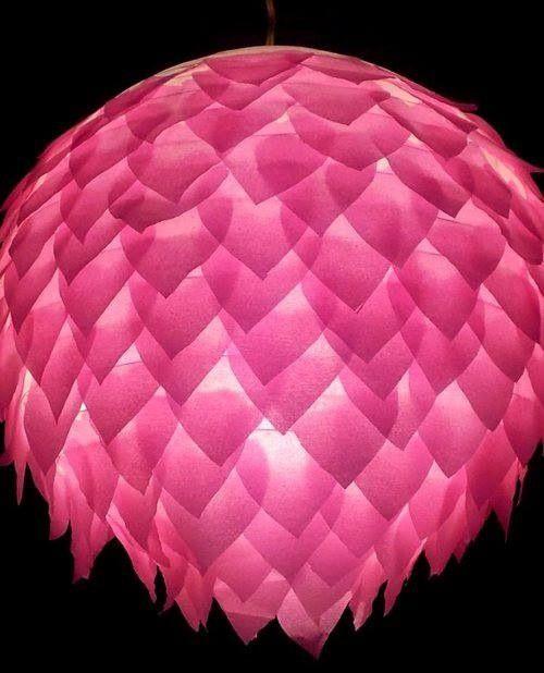 20 DIY pour personnaliser une boule en papier chinoise ou japonaise