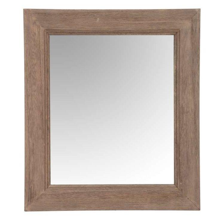 17 meilleures images propos de miroirs sur pinterest for Miroir cadre bois