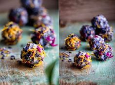 DIY Spa Recipes ~ Spunky Real Deals: Clay Bath Truffles #DIY