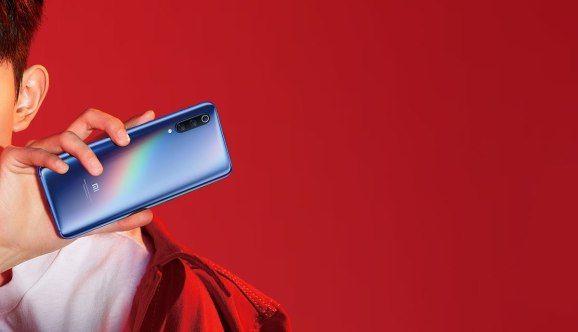 Xiaomi Mi 9, with 48MP camera and Snapdragon 855 processor