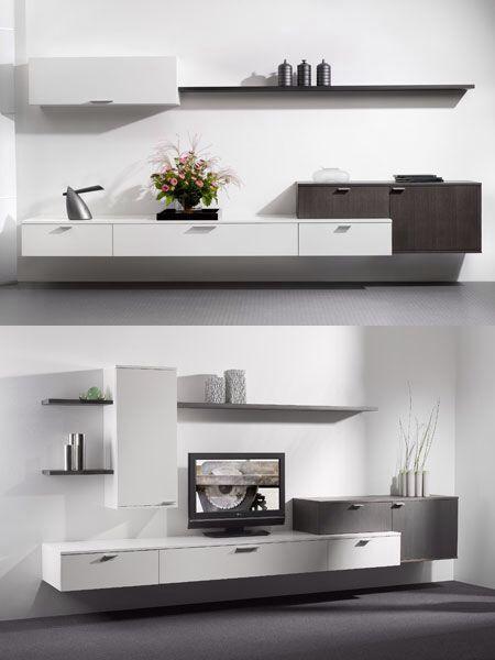 tv meubel + wandkast