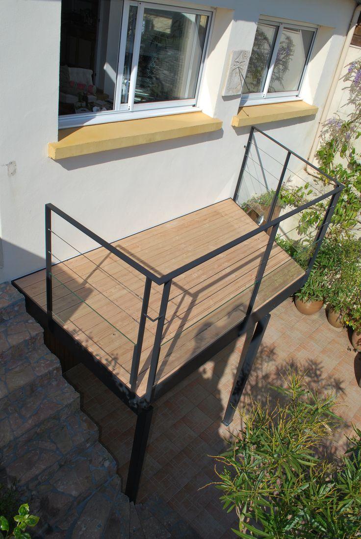 17 best ideas about terrasse sur pilotis on pinterest. Black Bedroom Furniture Sets. Home Design Ideas
