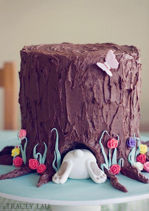 Drôle de p'tit gâteau!