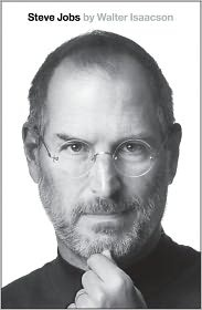 Steve Jobs by Walter Isaacson, reading this now.  He was a pretty kooky dude.  A visionary for sure, but not exactly Mr. Nice Guy.