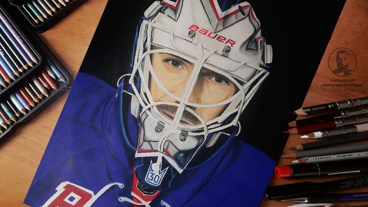 Henrik Lundqvist, NY Rangers, NHL