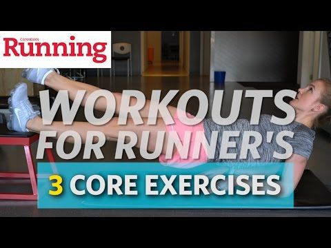 Quick Strength: Five ways to get strong in under one minute - Canadian Running Magazine