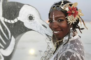 37 photos absolument dingues du festival Burning Man