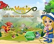 Gra dla dzieci, magia, smoki.