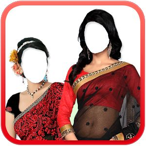 Women Saree Photo Maker New Use this saree suits select and decorate your photos. https://play.google.com/store/apps/details?id=com.noormediaapps.womensareephotomakernew