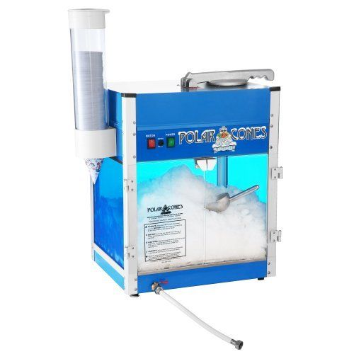 Great Northern Snow Cone Machine / Shaved Ice Maker for SnoCones and Slushies