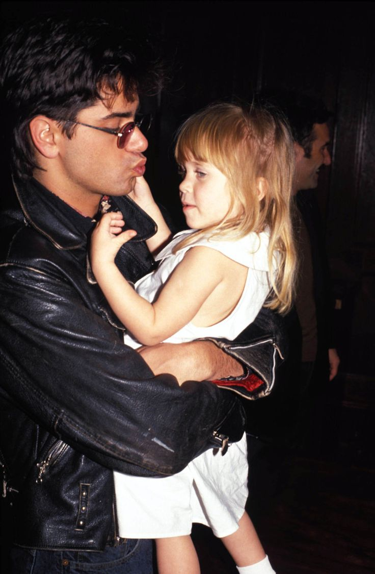 Uncle Jesse from Full House was my first crush
