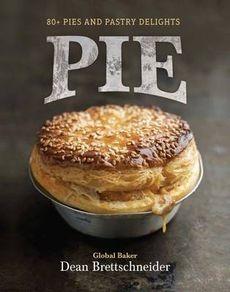 Interview with PIE author Dean Brettschneider. Mmmm... pie...