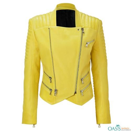 EYE CATCHING #LEATHER #JACKET