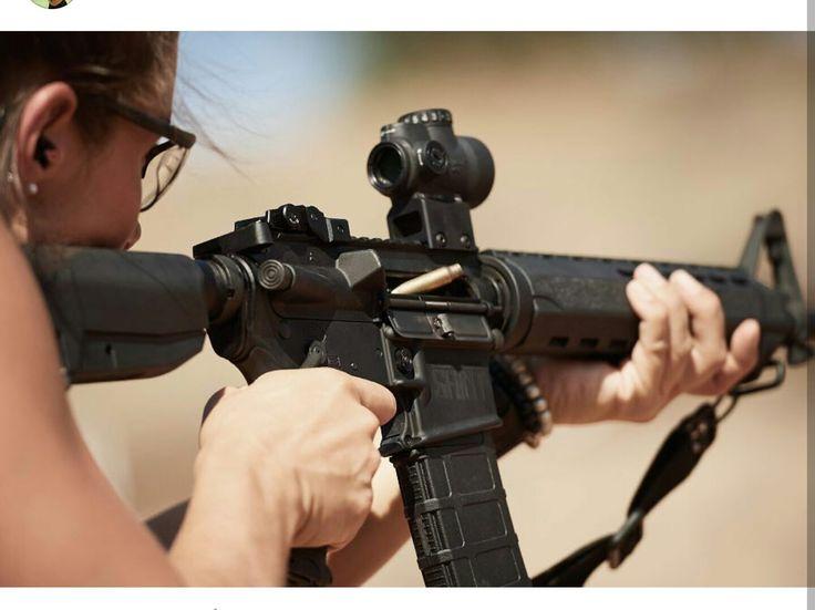 Springfield Armory AR15 Saint