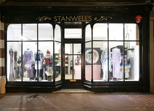 The 50 best fashion boutiques outside London -Stanwells www.stanwells.com