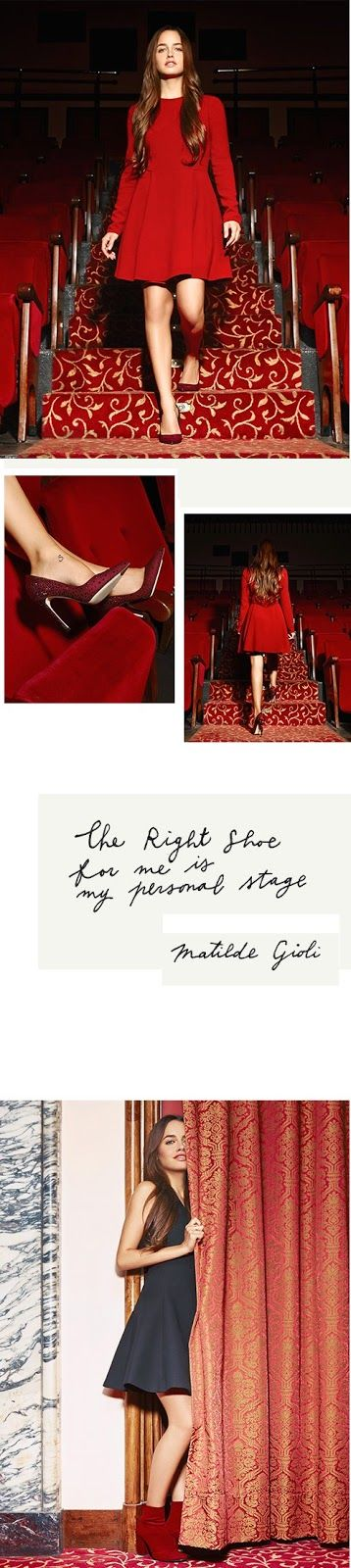 A Magic Shoe: The right shoe under the tree | Matilde Gioli