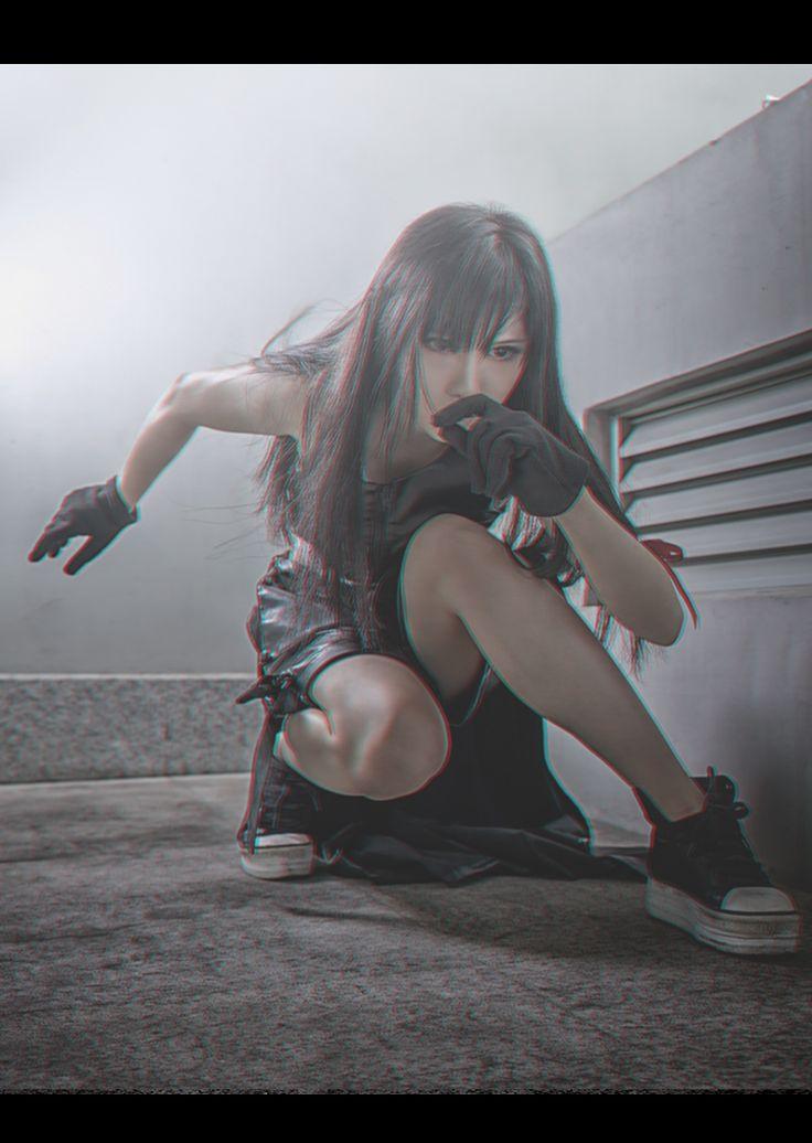Lily Liu Tifa Lockhart Cosplay Photo - WorldCosplay