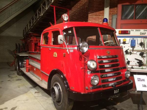 BRWAA in het DAF museum Eindhoven