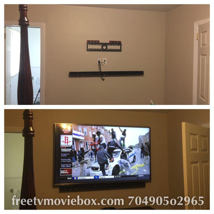 #tvmounting #tvinstallation #hometheater #networking #charlotte #tvservice #hangtv  #officewiring #cat5 #audio #mancave #interiordecorating #tvstand #tvoverthefireplace #tvmount #handyman #speaker #installation #flatscreen #surroundsound #homewiring #xbmc #kodi #iptv 704-905-2965 http://tvmountcharlotte.com