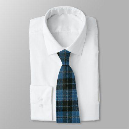 Clergy Ancient Original Scottish Tartan Tie - original gifts diy cyo customize