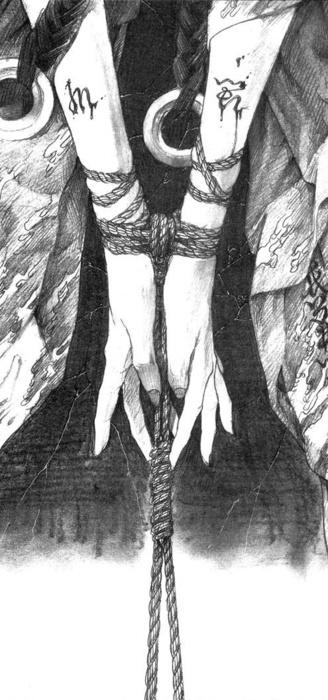 Samura-sensei is my favourite manga artist. Ever. In the universe.