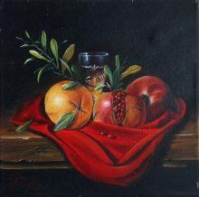 πίνακας ζωγραφικής Νεκρή Φύση