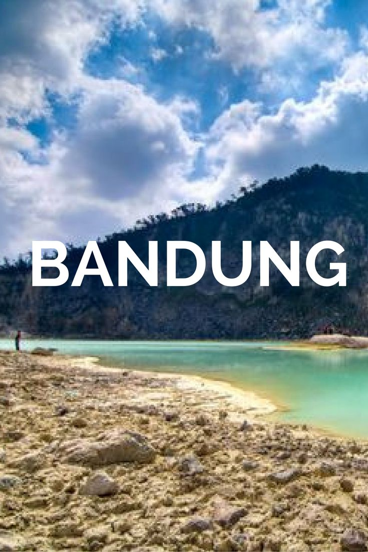 Bandung (West Java) Destinations