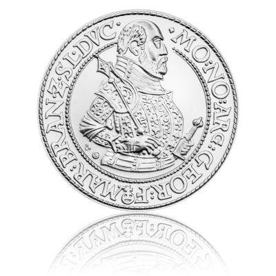 Replika Krnovského tolaru Jiřího Bedřicha Krnovského stand   Česká mincovna