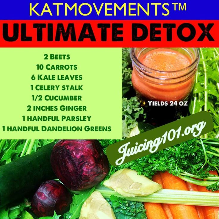 Juicing Vegetables & Fruit   ⭐ULTIMATE DETOX⭐  Dandelion greens not only have more protein per serving size than spinach, but they also contain more vitamin A than carrots per serving size!   This juice recipe is loaded with antioxidants and vital minerals keeping your body running clean!   TO EXCEPTIONAL LOVE AND HEALTH!  Kat =^.^= https://www.facebook.com/JUICING101