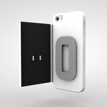 Folio Pre-Order White now featured on Fab.