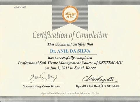Soft Tissue Management Course