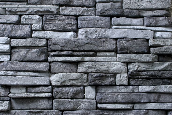Manufactured  Stone Veneer - Ready Stack Stone Panels Collection - Glacier / Ready Stack / 120 Sq Ft Crate
