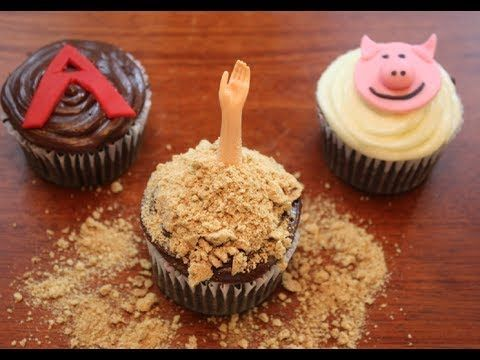 Pretty Little Liars Cupcakes | Video Recipe | Easy To Make