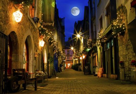 Galway City is one of the liveliest destinations in Ireland