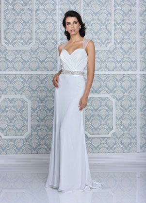 The 9 best Wedding Dresses images on Pinterest | Short wedding gowns ...