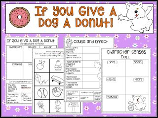 if you give a dog a donut laura numeroff pinterest donuts dogs and a dog. Black Bedroom Furniture Sets. Home Design Ideas