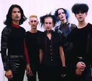 Clan of Xymox is another band with boys and girls hanging out together. This Dutch band formed in 1981, infused rapid electro-beats with dark lyrics and plenty of whispered words, perfect for the Goth movement Post-punk.