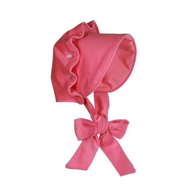 Hampton's Hot Pink Corduroy Beaufort Bonnet... the perfect shower gift for a baby girl! $52