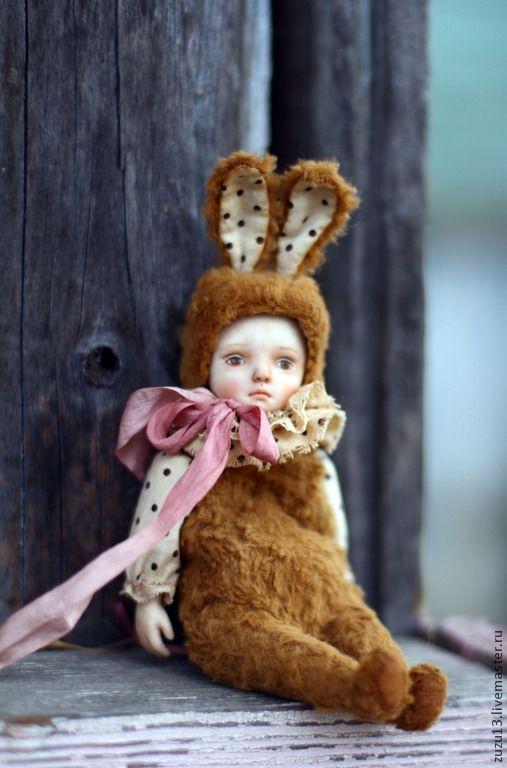 Мишки Тедди ручной работы. Заказать Мне приснилась весна.... Татьяна Тейкина. Ярмарка Мастеров. Тедди долл
