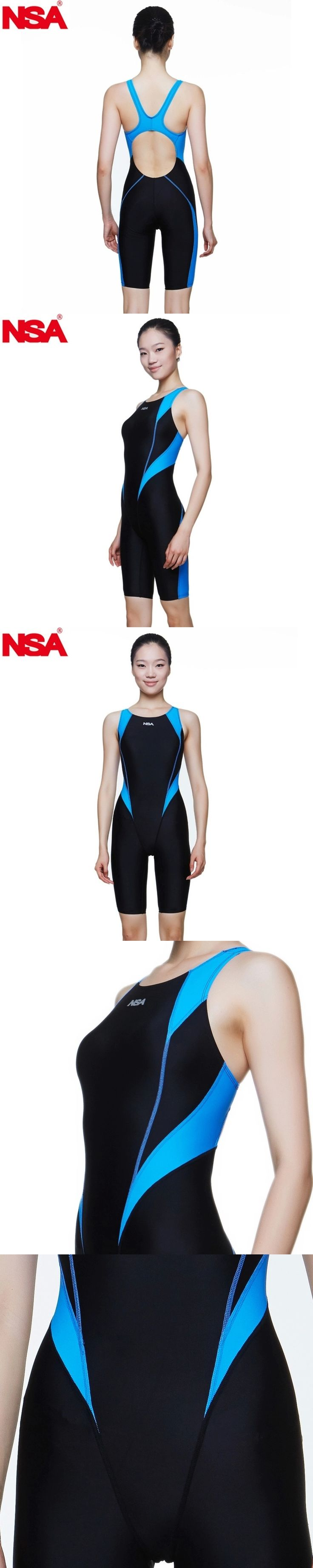 NSA Women's Swimsuits One Piece Swim Suit Swimming Suit for Women Swimsuit Competitive Racing Bathing Suit Girls