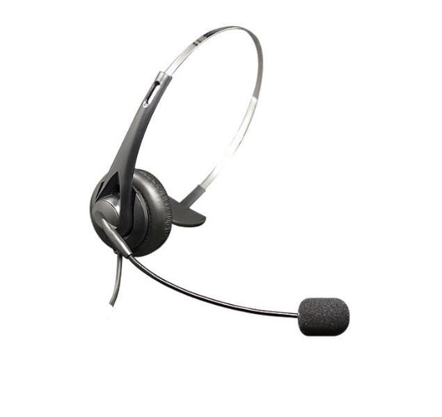 100% 원래 Doboly M11 명확한 고객 서비스 전화 헤드셋 고정 사무실 전화 헤드셋 비즈니스 헤드셋 무료 배송