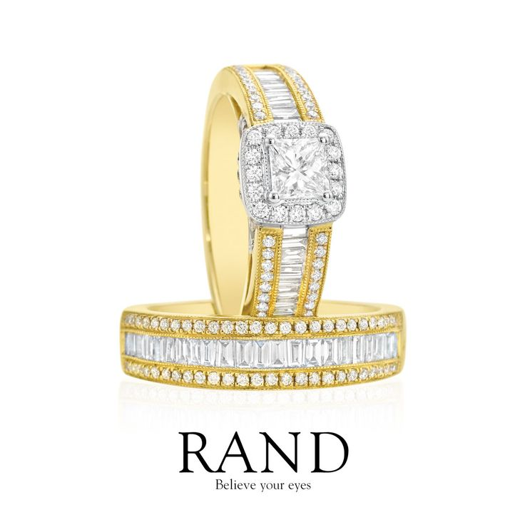 Uncompromising both in beauty and origin. Experience the true sophistication of RAND diamonds today! Find out more about RAND diamonds in-store and online. #mazzucchellis #jeweller #jewellery #mazzucchellisjeweller #australianjeweller #rand #believeyoureyes #randring #randdiamonds #yellowgold #yellowgoldjewellery #yellowgoldring #diamond #diamonds #diamondring #diamondjewellery #engagementring #weddingband #weddingset #wedding