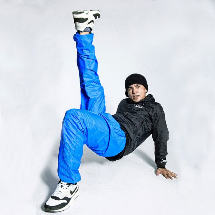 90's Style Bboy Pants